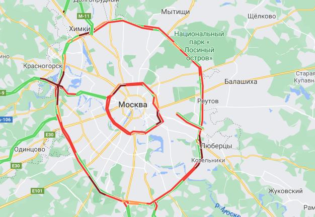 Юго-Восточная хорда Москвы